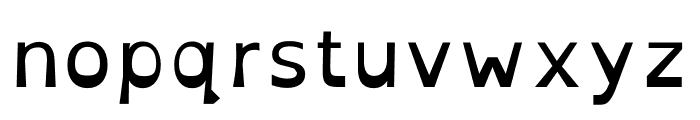 OpenDyslexic Font LOWERCASE
