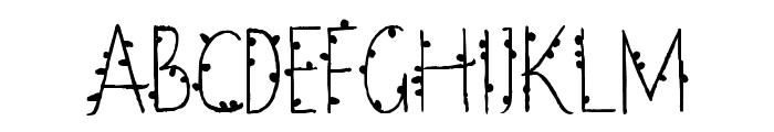 OperaEww-Regular Font UPPERCASE