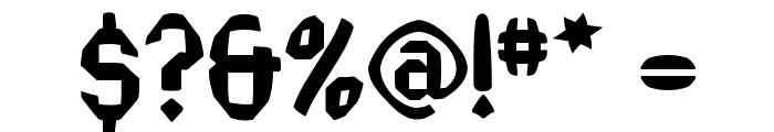 OperaSemper Font OTHER CHARS