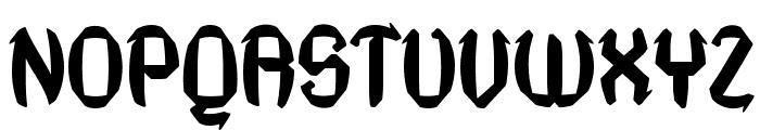 OperaSemper Font UPPERCASE