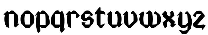 OperaSemper Font LOWERCASE