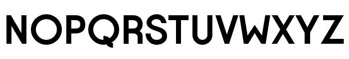 Opificio Bold Font UPPERCASE