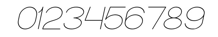 Optical Fiber Italic Font OTHER CHARS