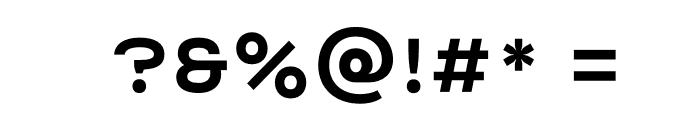 OpticianSans-Regular Font OTHER CHARS