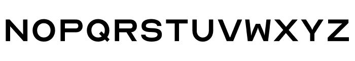 OpticianSans-Regular Font LOWERCASE