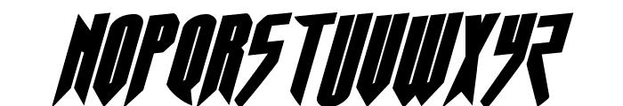Opus Magnus Rotalic Font UPPERCASE