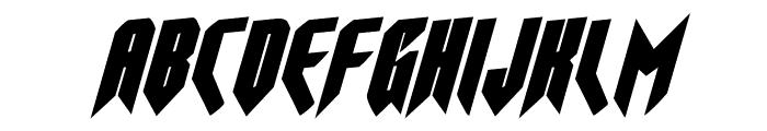 Opus Magnus Rotalic Font LOWERCASE