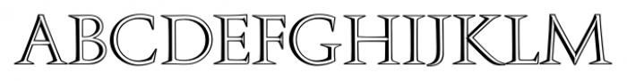 Openface FS Regular Font LOWERCASE
