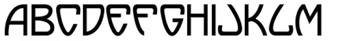 Opa-locka JNL Font UPPERCASE
