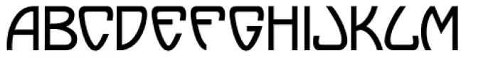 Opa-locka JNL Font LOWERCASE
