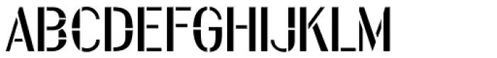 Open Case JNL Font LOWERCASE