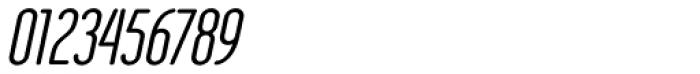 Operator Nine BTN Bold Oblique Font OTHER CHARS
