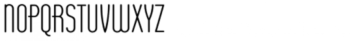 Operator Nine BTN Lined Font UPPERCASE