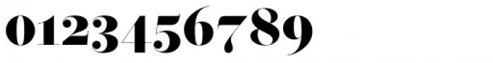 Operetta 32 Ultra Bold Font OTHER CHARS