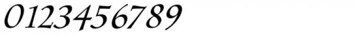 Ophelia Std Italic Font OTHER CHARS