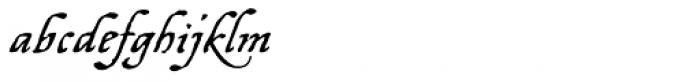 Opsmarckt Basic Font LOWERCASE