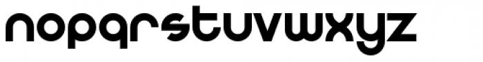 Optien Font LOWERCASE