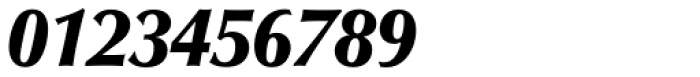 Optima Pro Black Italic Font OTHER CHARS