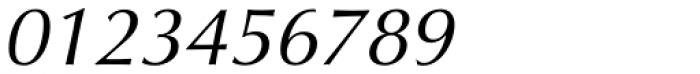 Optima Pro Cyrillic Oblique Font OTHER CHARS