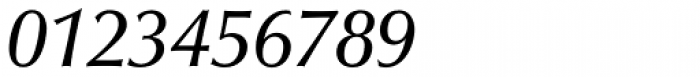 Optima Pro Medium Italic Font OTHER CHARS