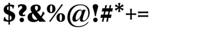 Optima nova Black Font OTHER CHARS