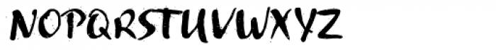 Optimisti Sparkling Font UPPERCASE