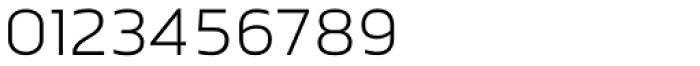 Option Sans Light Font OTHER CHARS