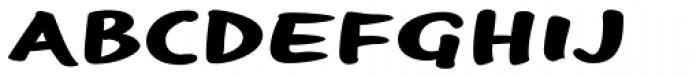 Optiscript EF Bold Alt Font UPPERCASE