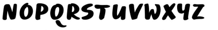 Optiscript EF Bold Cond Alt Font UPPERCASE