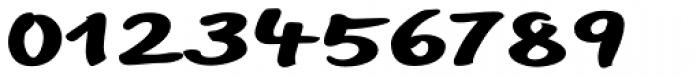 Optiscript EF Bold Font OTHER CHARS