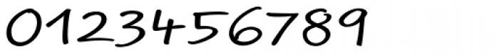 Optiscript EF Regular Font OTHER CHARS