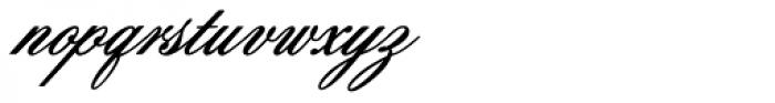 Opulence JF Font LOWERCASE