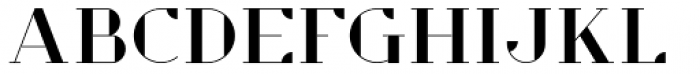 Opulent Regular Font LOWERCASE