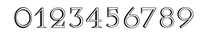 Openface-Regular Font OTHER CHARS