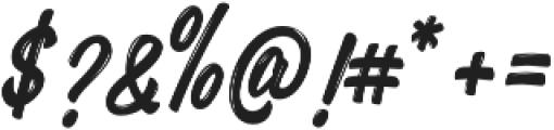 Oraqle Script Regular otf (400) Font OTHER CHARS