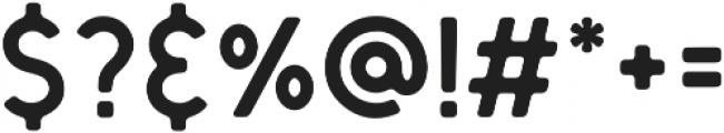 Oregon otf (400) Font OTHER CHARS
