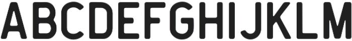 Oregon otf (400) Font LOWERCASE