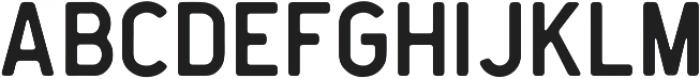 Oregon ttf (400) Font UPPERCASE