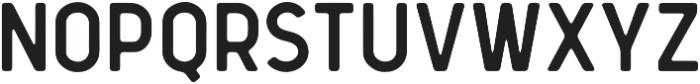 Oregon ttf (400) Font LOWERCASE