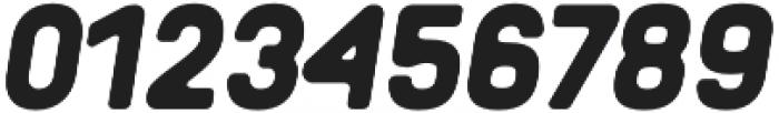 Orev Edge Black Italic otf (900) Font OTHER CHARS