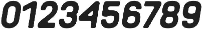 Orev Edge ExtraBold Italic otf (700) Font OTHER CHARS