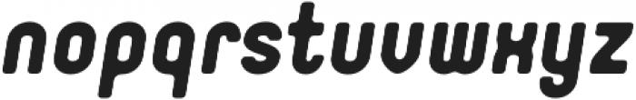 Orev Edge ExtraBold Italic otf (700) Font LOWERCASE