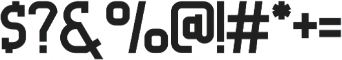 Organic otf (300) Font OTHER CHARS