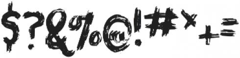 Originals 2 Regular otf (400) Font OTHER CHARS