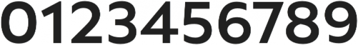 Orqquidea-Sans DemiBold otf (600) Font OTHER CHARS