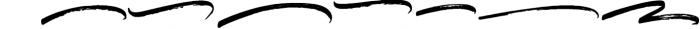 Oregon Script Font LOWERCASE