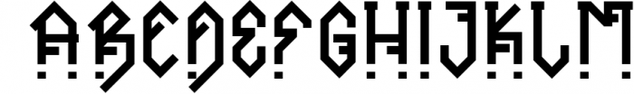 Ornacle - Futuristic Font Font LOWERCASE