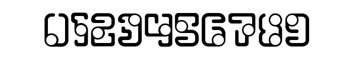 OrbitalFlight-Regular Font OTHER CHARS