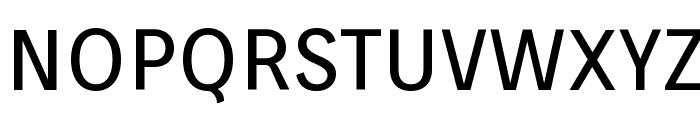 Orienta Font UPPERCASE