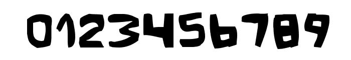 Original Olinda Style Font OTHER CHARS